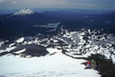 Au sommet de South Sister : Mount Bachelor, Green Lakes