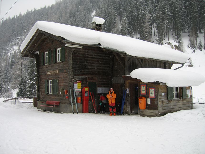 Station de Davos-Monstein